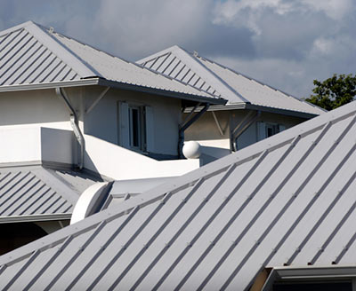 Metal Roofs Installed in Randlett