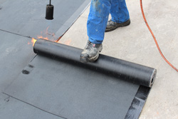 Residential and commercial flat roofs in TX and OK