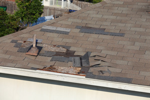 Roof Shingle Blow-off Repair in Wichita Falls, Lawton